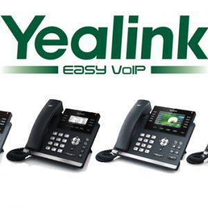 2 IP Telefoons
